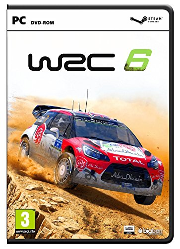 WRC 6 (PC DVD) UK IMPORT
