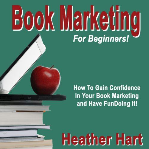 Book Marketing For Beginners audiobook cover art