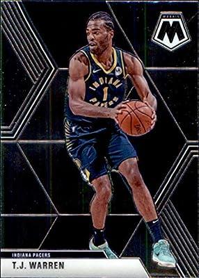 2019-20 Panini Mosaic #165 T.J. Warren Indiana Pacers Basketball Card