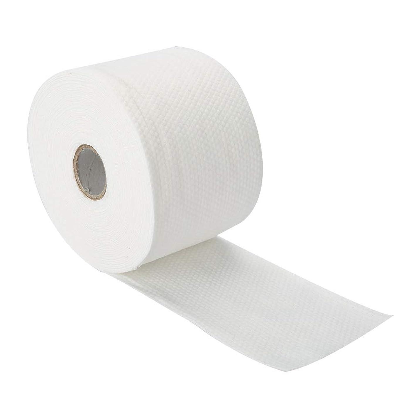 晩ごはんライナー作る構造の使い捨て可能 表面 タオル 柔らかい Nonwoven クリーニングの化粧品の綿パッド25m