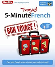 Berlitz 5-Minute Travel French (French Edition)