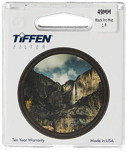 Tiffen 49BPM18 49mm Black Pro-Mist 1/8 Filter