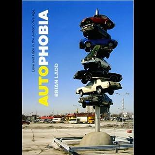 Autophobia audiobook cover art