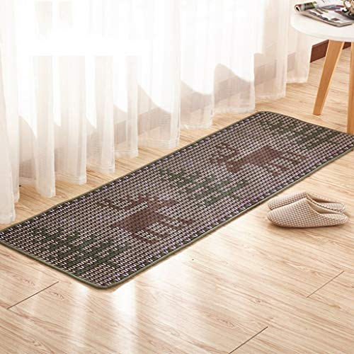 XIN matras Paddle keuken nachtkastje balkon anti-slip bank matten nationale wind zwevende deken/tapijt