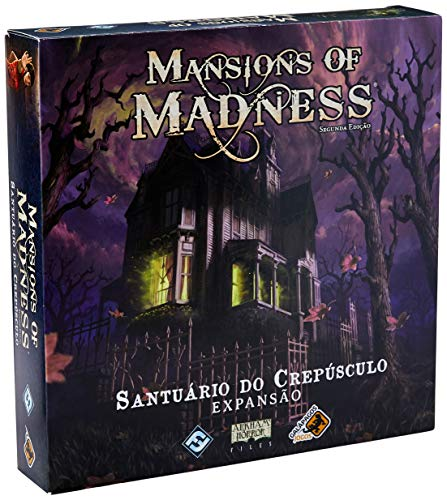Santuário Do Crepúsculo: Expansão - Mansions of Madness