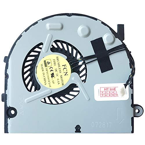 Lüfter Kühler Fan Cooler kompatibel für Lenovo B50-80 (80EW00HCGE), B50-80 (80EW0192GE), B50-80 (80EW00HDGE), B50-80 (80EW01ALGE), B50-80 (80EW00HEGE), B50-80 (80EW01AMGE)