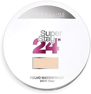 Maybelline New York Polvos Compactos Superstay 24 H, Larga Duración, Tono 21 Nude