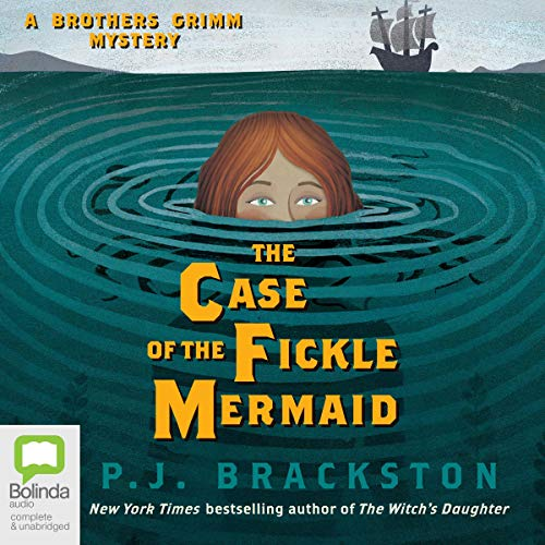 The Case of the Fickle Mermaid cover art