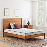 New Haven 7-Inch Innerspring Mattress with Sturdy Tempered Coils—Durable Support—CertiPUR-US Certified, Full