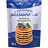 Passionerie - Preparado para tortitas americanas, 180 g (paquete de 12)