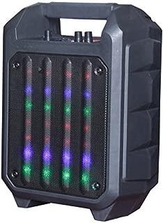 QFX PBX-65 Portable Rugged Bluetooth Speaker