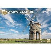 Warwickshire A4 カレンダー 2021