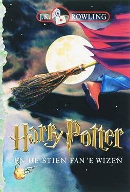 Harry Potter en de stien fan e wizen (Frisian Edition)