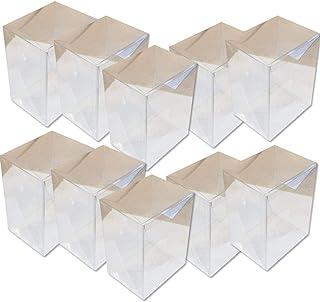 Funko Pop Acid-Free Plastic Protector Case Lot of 10