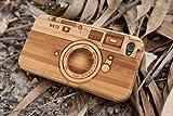 """Schutzhülle """"Holzkamera"""" für iPhone 4/4s bei Amazon"""