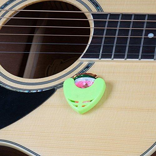 SODIAL Herramienta de guitarra acustica, Kit para arrancador con ...