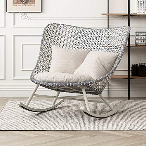LF SOFA Rattan Rocking Chair