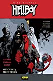 HELLBOY 14 C.: MASCARAS Y MONSTRUOS (MIKE MIGNOLA)