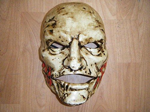 Corey Taylor Maske Slipknot Neu Modell Thermo The Gray Kapitel Limitierte Auflage