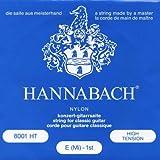 Hannabach txa-800ht Guitare classique High Tension Nylon