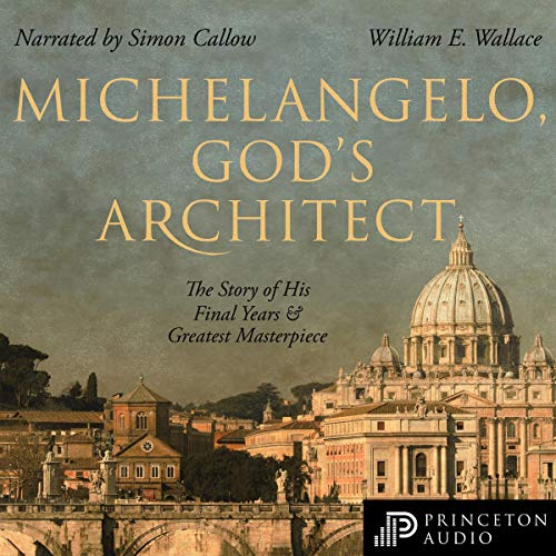 Michelangelo, God's Architect cover art