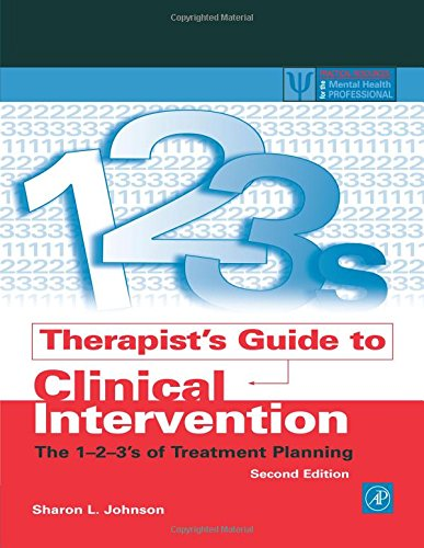 Price comparison product image Therapist's Guide to Clinical Intervention: The 1-2-3's of Treatment Planning (Practical Resources for the Mental Health Professional)