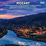 Mozart- Eine Kleine Nachmusik/ A Little Night Music/ Salzburg Symphonies [Vinilo]