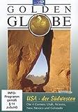 USA Der Südwesten - Golden Globe (Bonus: Kalifornien) [Alemania] [DVD]