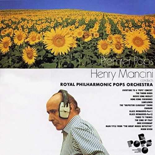 Royal Philharmonic Pops Orchestra & Henry Mancini