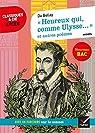 Heureux qui, comme Ulysse... et autres poèmes : suivi d'un parcours sur le sonnet par Du Bellay