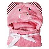 Patzbuch Kapuzen-Badetücher für Babys, Kapuzen-Badetücher mit Ohren für Babys, Baby-Handtuch, perfekt für Jungen und Mädchen von