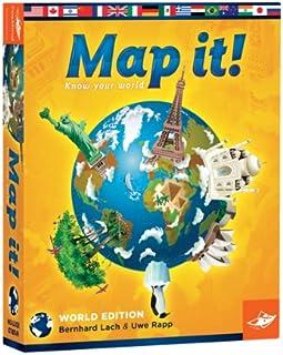 Map It World