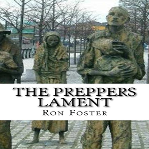 The Prepper's Lament audiobook cover art