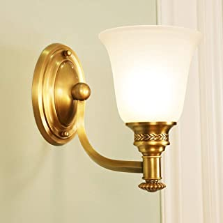 : lampe bougeoir bronze