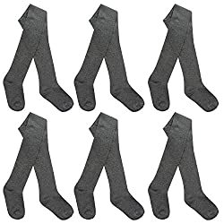 STYLISH GIRLS TIGHTS - Presenting I.L.C.K's Girls tights available in ages 2-13 years. DAY-TO-DAY VARIETY - Available in a range of colours including Black, Cream, Navy, Red and Grey. You could even stand out from the crowd with our multicoloured tig...