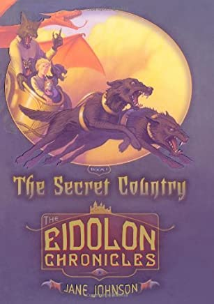The Secret Country (Eidolon Chronicles) by Jane Johnson (2006-04-11)