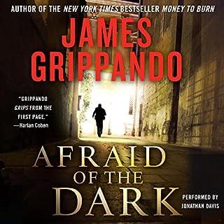 Afraid of the Dark audiobook cover art