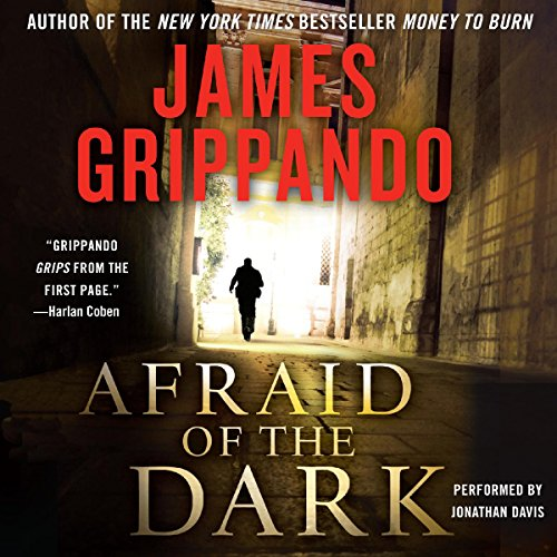 Afraid of the Dark audiobook cover art