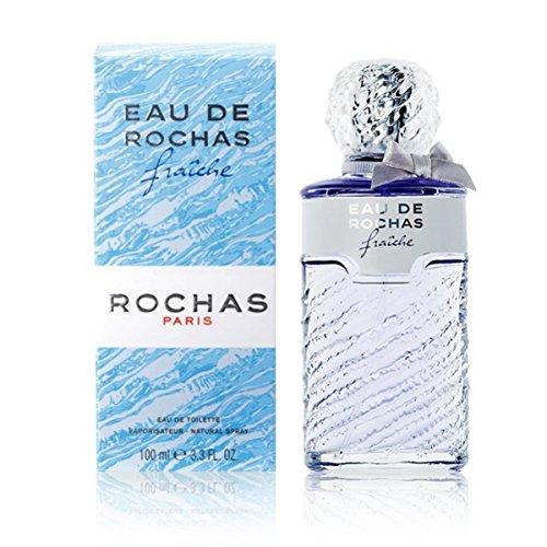 Rochas – Eau de Parfum pour Femme – Eau de Toilette Fraiche