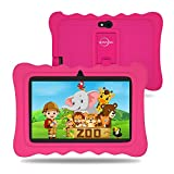 Best Tablets For Kids - Tablet for Kids, 7 Inch Kid Edition Tablets Review