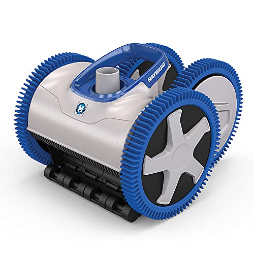 Hayward W3PHS41CST AquaNaut 400 Suction Pool Cleaner for In-Ground Pools up to 20 x 40 ft. (Automatic Pool Vaccum)