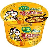三養 SAMYANG ぶるだっく炒め麺 カップ 105g (チーズ)