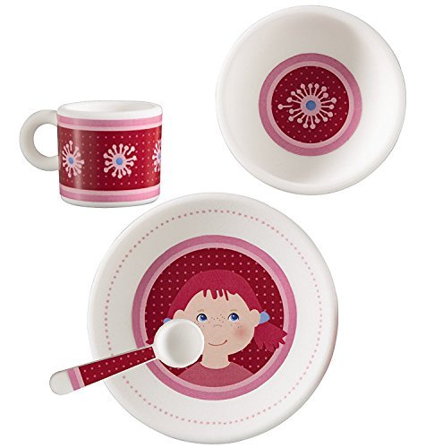 HABA Lotta's Tableware Set for Dolls by HABA