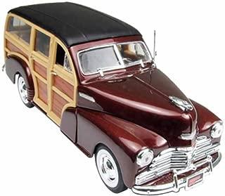 1/24 '48 Chevrolet Woody Wagon