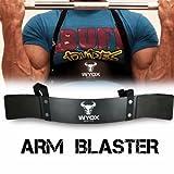 Wyox Heavy Duty Arm Blaster Isolator Body Building Bomber Bicep Curl...