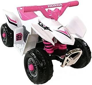 Honda TRX 6 volt Electric Ride-On Pink & White