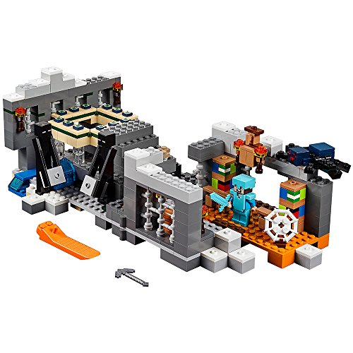 [レゴ]LEGO Minecraft The End Portal 21124 6135571 [並行輸入品]