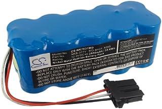 対応交換用電池 Nihon Kohden TEC-5500 TEC-5521 TEC-5531 TEC-7621 TEC-7631 TEC-7631C TEC-7721 TEC-7731 ECG-1350