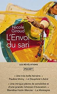 L'envol du sari par Nicole Giroud