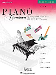 Piano Lessons in Cahaba Heights - Faber Level 1 Lesson Book